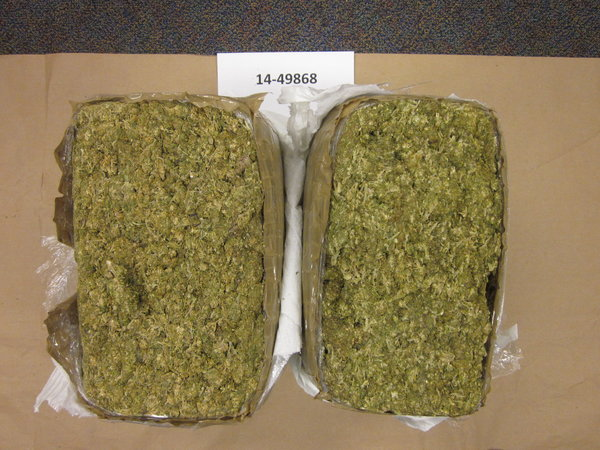Someone Sent $270K Worth Of Pot To The Wrong Clothing Store
