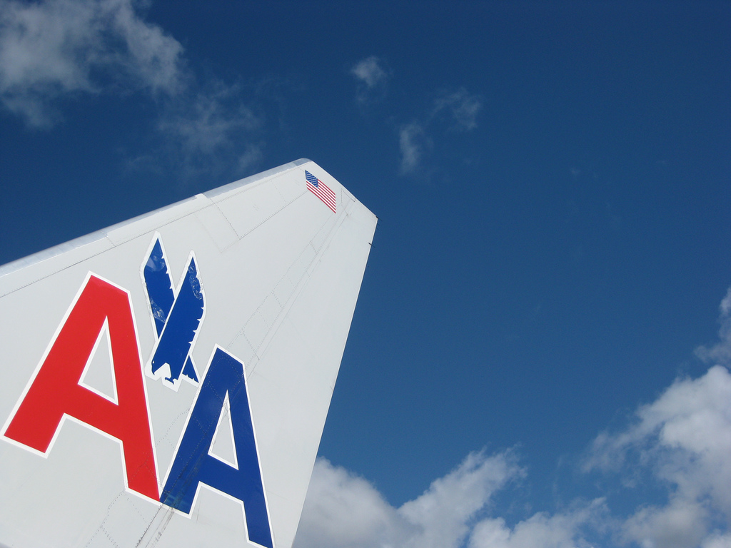 Passenger's Lawsuit Blames American Airlines For Wife's Death