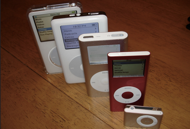 Apple Keeps Demoting iPods, Moves Them To Accessory Racks In Stores