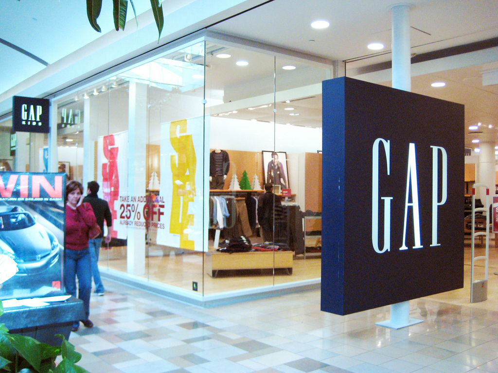 Gap Promises It'll Sell Clothes You Actually Want To Wear By Next Spring