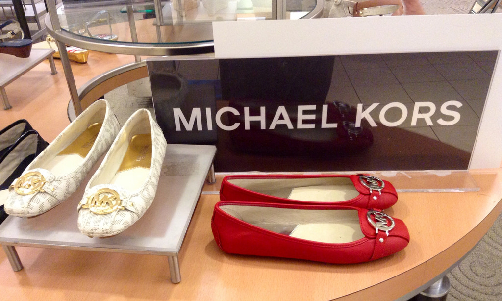 Michael Kors Pulling Back On Department Store Presence In Effort To Polish Brand's Image