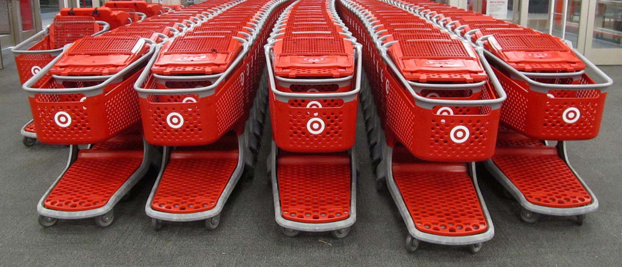 Two Reasons Target Is Having Trouble Selling Groceries