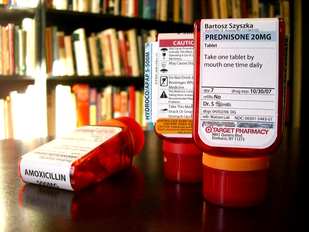 Where Did The Target Prescription Bottles Everyone Loves So Much Come From, Anyway?