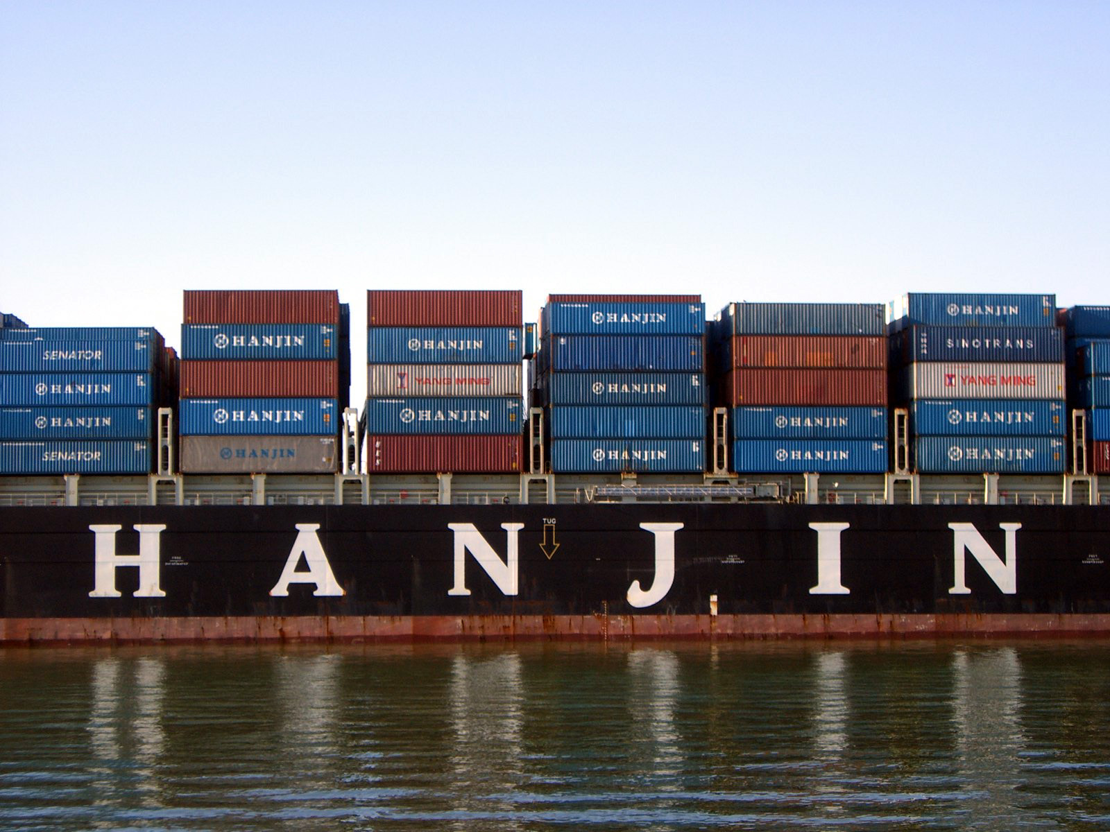 Filmmaker-In-Residence On Hanjin Cargo Ship Now Back On Shore