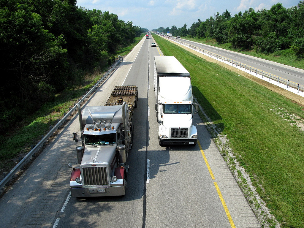 Uber Acquires Trucking Company, Wants To Sell Freight Services