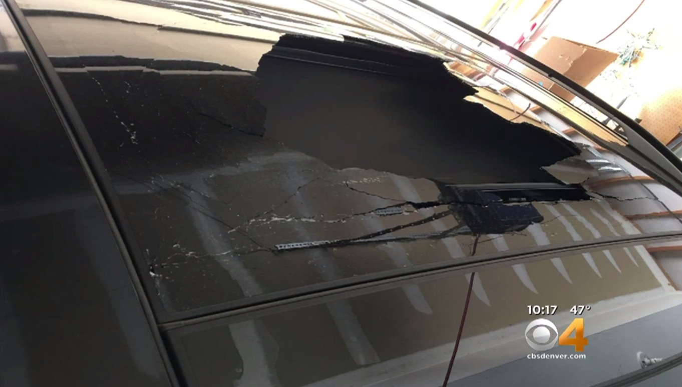 Sunroofs Can Explode While You're Driving, With No Warning