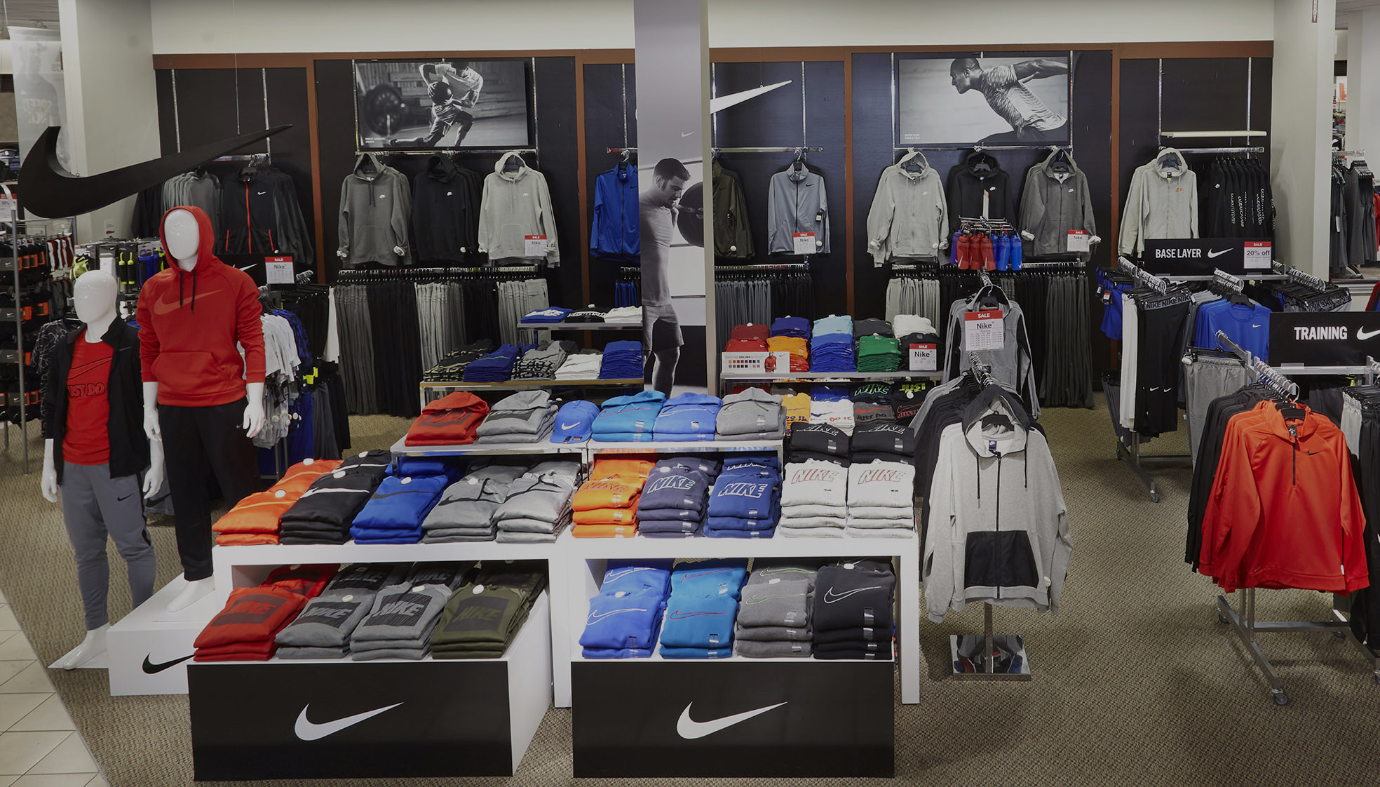 JCPenney Adding Nike Stores Inside 600 Locations