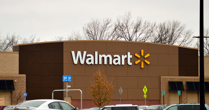 """Walmart To Pay $1M For Mislabeled """"Degradable"""" Plastic Products"""