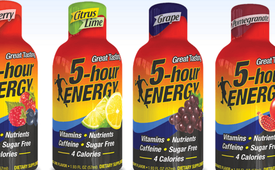 5-Hour Energy Ordered To Pay $4.3 Million For Deceptive Ads