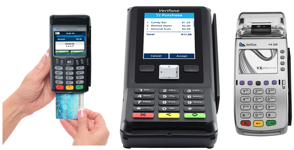 Verifone, Largest Maker Of Card Payment Terminals, Targeted By Hack