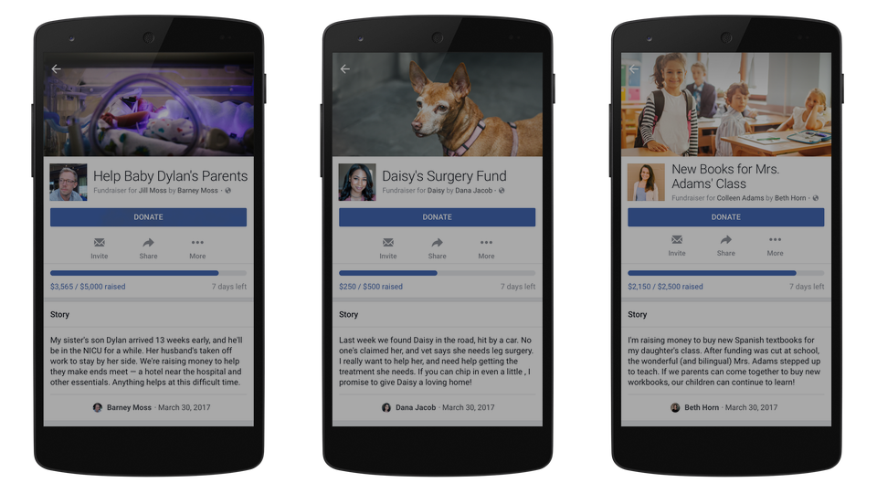 Prepare For Onslaught Of Facebook Friends Begging For Donations
