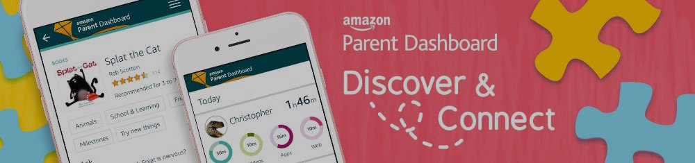 Amazon Debuts Tool Allowing Parents To Track Kids' Activities