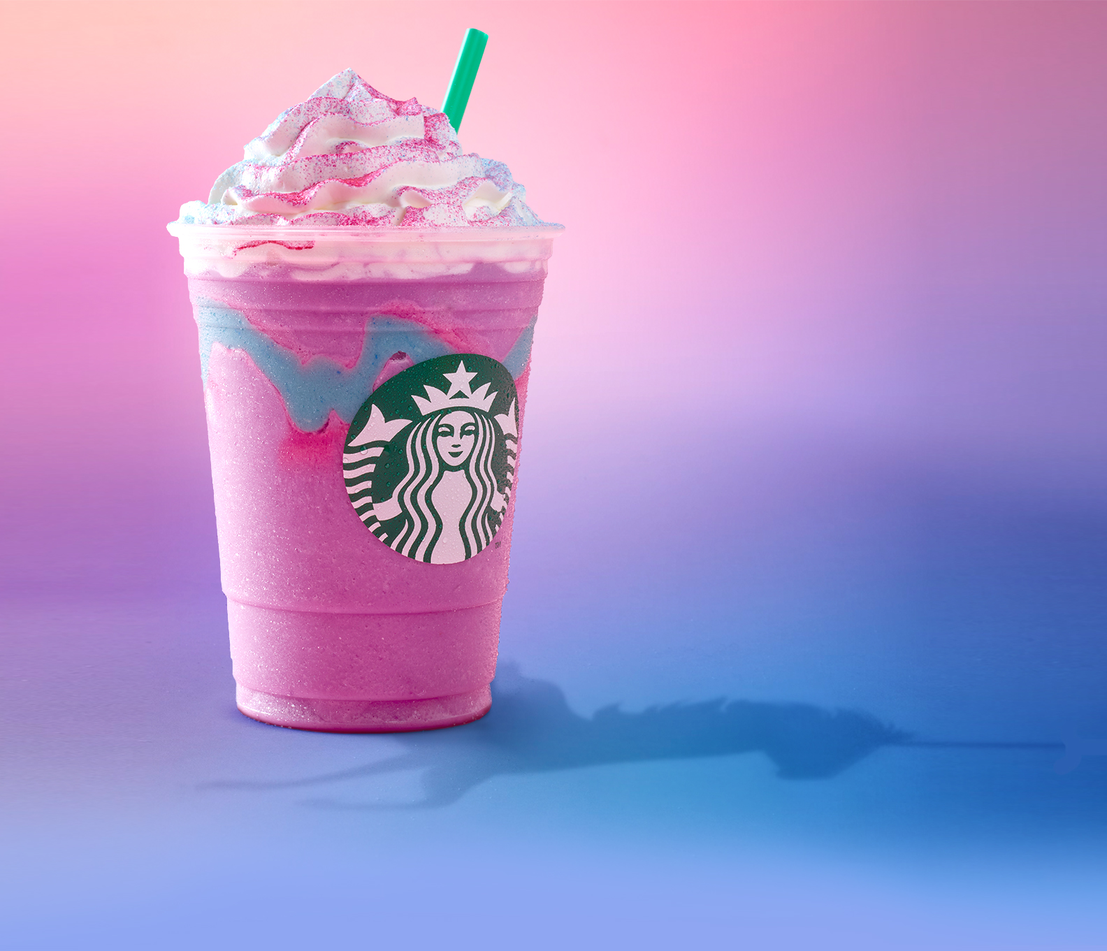 America Takes Out Its Frustrations On Starbucks' Unicorn Frappuccino