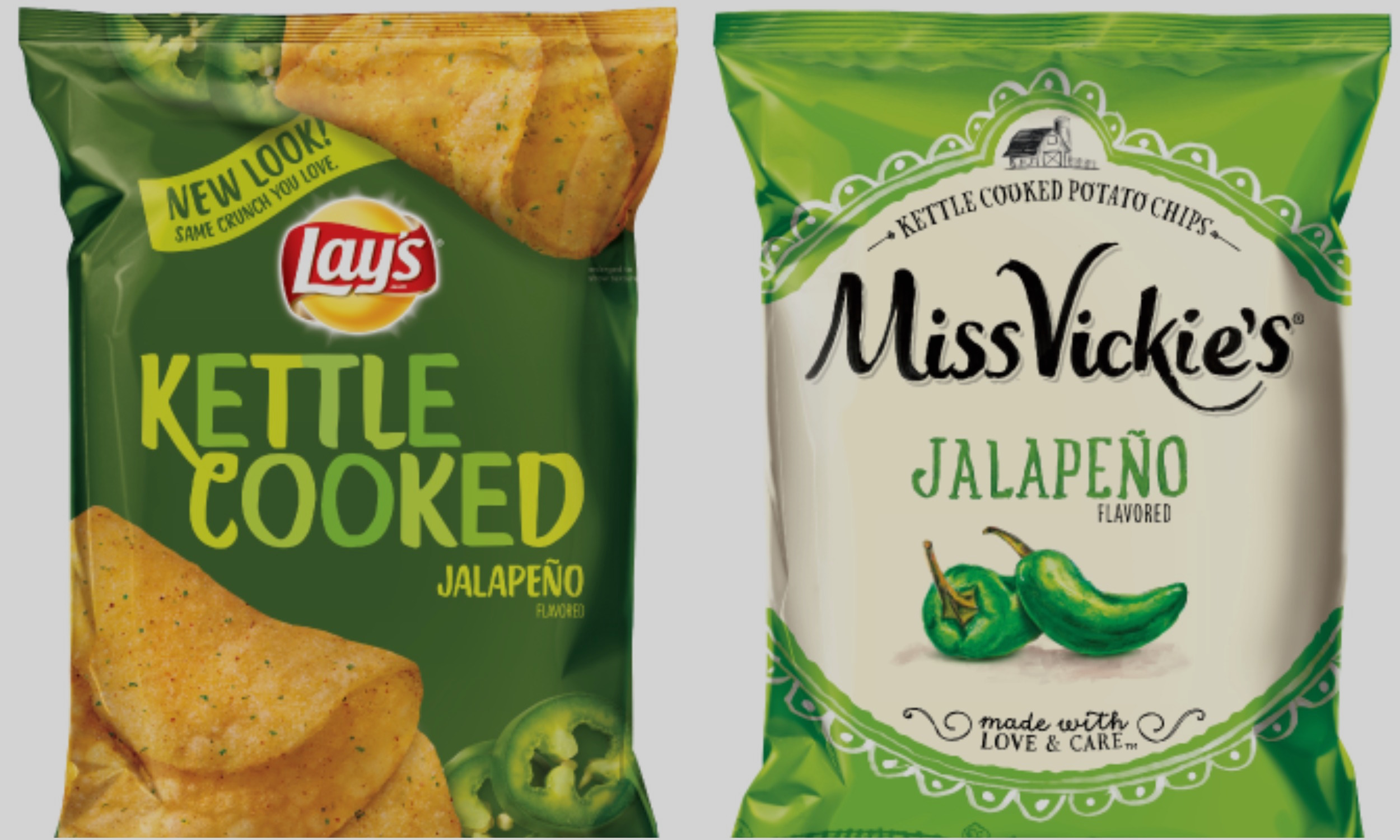 Lay's, Miss Vickie's Kettle Cooked Jalapeno Chips Recalled Over Salmonella Concerns