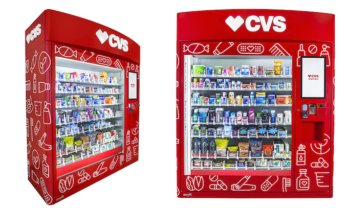 Need An Aspirin Or Some Deodorant? CVS Vending Machines Offer On-The-Go Options