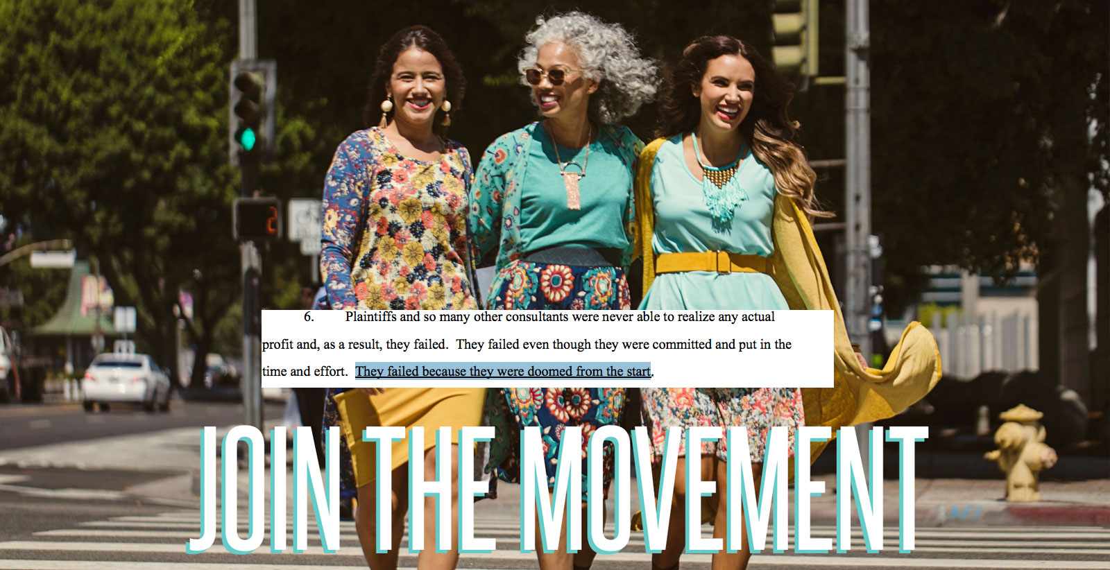 New LuLaRoe Lawsuits Accuse Company Of Running A Pyramid Scheme