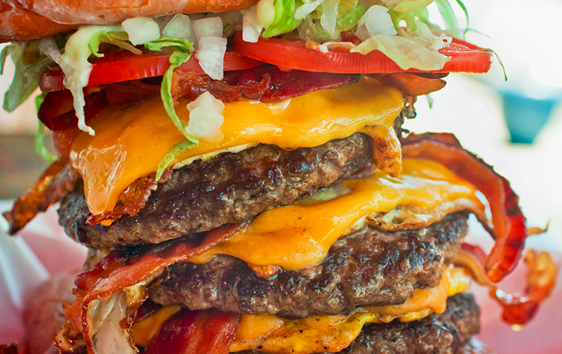Where Does The Cheese Belong In A Cheeseburger?