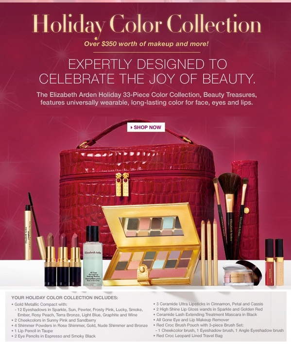 Elizabeth Arden Sends Out Cheaper Item, Hopes No One Notices
