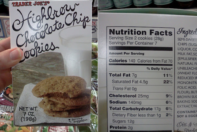 Trader Joe's Offers Multiple Serving Suggestions, Causing Cookie Consumption Confusion