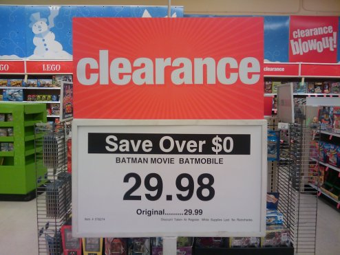Save Over $0 At Toys R Us