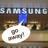Samsung Stalls And Lies For A Year Over Broken Photo Frame