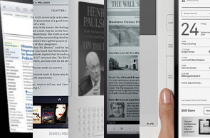 Six e-Readers Compared
