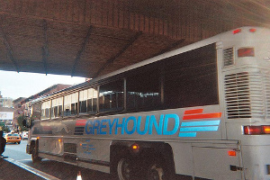 Greyhound Kicks Passenger Out Of Bus Station For Complaining To Reporter