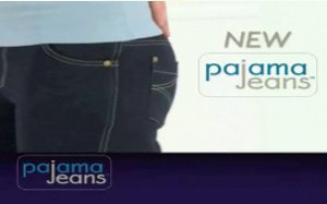 PajamaJeans Help You Pretend You're Wearing Jeans