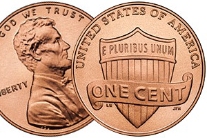 U.S. Mint Redesigns Penny