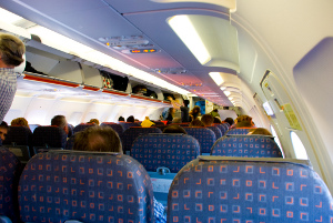 Slate Looks At What's Wrong With Airline Seating