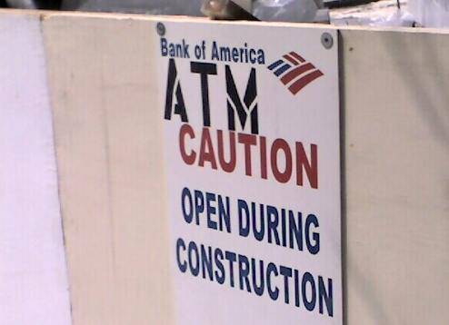 This Bank Of America Sign Is Woefully Honest
