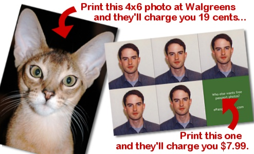 Walgreens Doesn't Want You To Print Your Own Passport Photos
