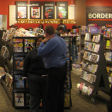 Is Borders Shrinking Its CD And DVD Sections?