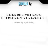 Sirius Streaming Radio Not Working For Some Customers