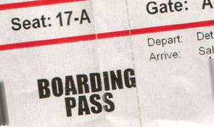 Always Keep Your Boarding Pass