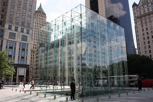 The Story Behind The Man Who Designed Apple's Glass Cube Store