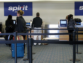 Spirit CEO Justifies Carry-On Bag Fees
