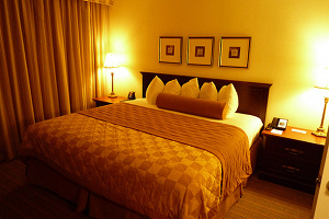 Embassy Suites Wants To Sell You Bedding And Alarm Clocks