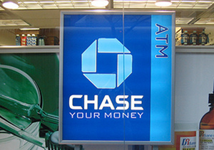 Chase Charges $5 To Use Non-Chase ATMs Outside The U S