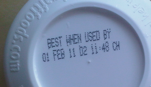 Don't Worry, This Kool Aid Doesn't Expire Until 01 Feb 11 02 11:48 CH