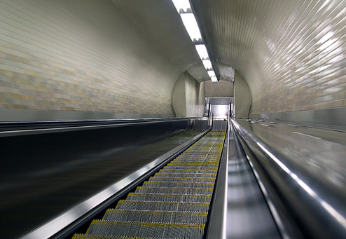 Pregnant? Asthmatic? Don't Like Rollercoasters? Stay Away From NYC Elevators And Escalators