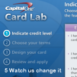 Capital One Changes Everything But The Design On Customer's Card