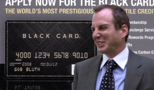 Visa Black Card Comes With A Sense Of Self Importance, $495 Annual Fee
