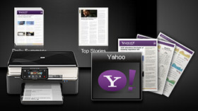 HP And Yahoo Want To Put Ads On Your Printouts