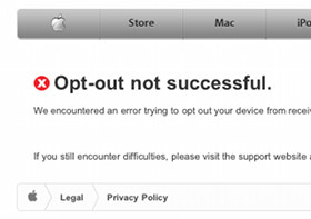 How To Opt Out Of Apple's iAds Service, Eventually