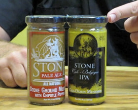 Stone Brewing Co. Discovers Its Beer Mustard Is Missing The Beer