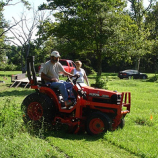 Mow-It-Right Mows Down Vegetable Garden, Won't Replace It