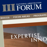 National Arbitration Forum Exits Credit Card Dispute Business