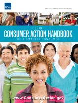 Download The 2009 Consumer Action Handbook