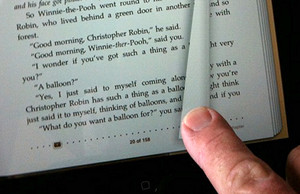 "Apple Sued Because iPad Does Not Work ""Just Like A Book"" As Claimed"